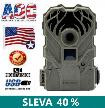 Fotopast STEALTH CAM QS12FX